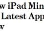 Lançamentos da Apple no mês deoutubro